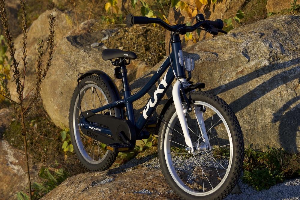 PUKY Cyke 18: Ein sportliches Fahrrad für Kids / Velomotion