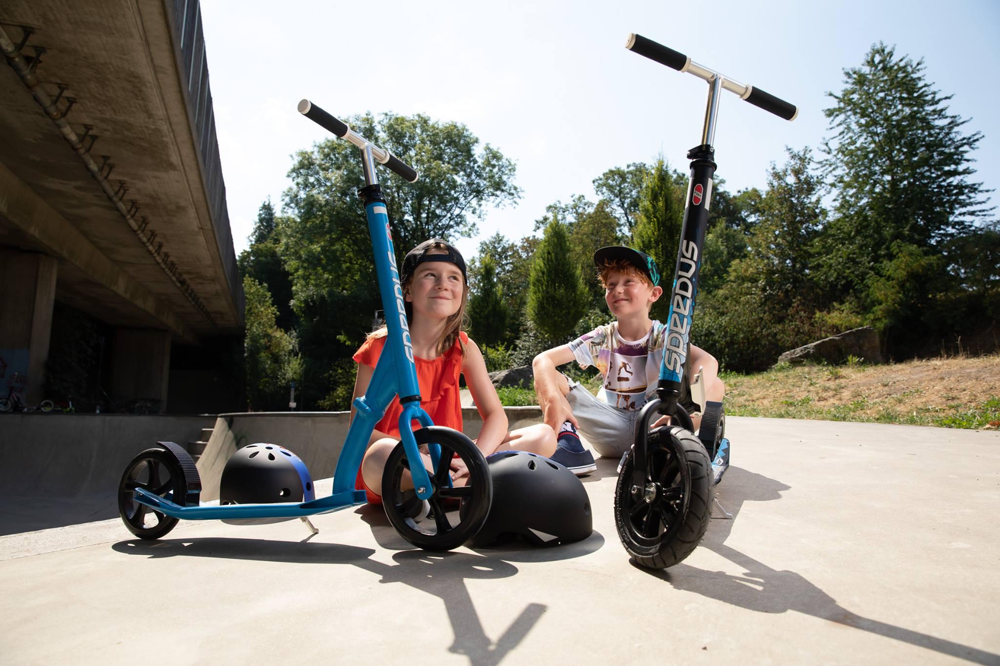 The new SpeedUs® Scooter!